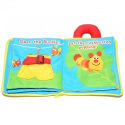 Quiet Book - Má první kniha