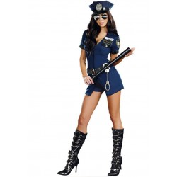Kostým sexy policistky