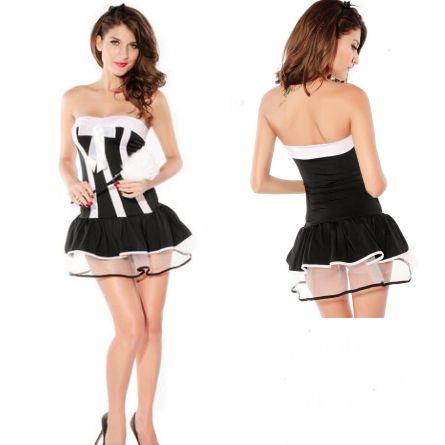 Francouzká pokojská (french maid)